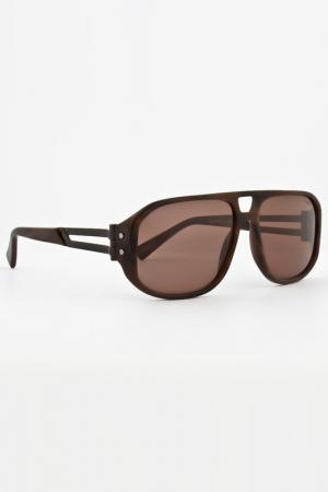 Солнцезащитные очки Lanvin. Цвет: none