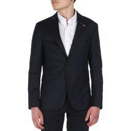 Пиджак TT0TT06714 темно-синий TOMMY HILFIGER