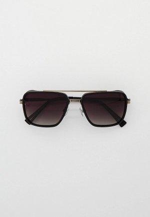 Очки солнцезащитные Matrix. Цвет: черный