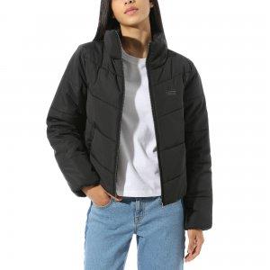 Куртка Foundry V Puffer MTE VANS. Цвет: черный