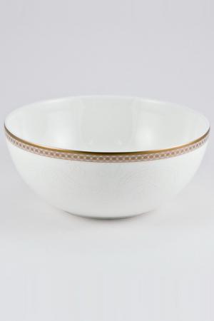 Набор салатников 12,5 см, 6 шт Royal Porcelain Co. Цвет: белый, золотой