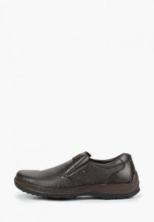 Ботинки Legre. Цвет: коричневый