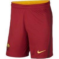 Мужские футбольные шорты из домашней формы ФК «Рома» 2020/21 Stadium - Красный Nike