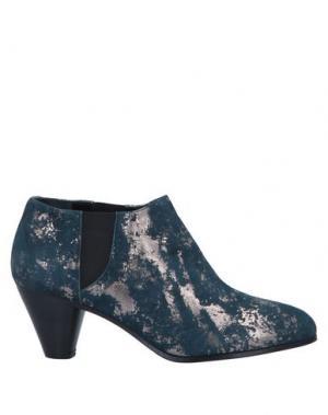 Ботинки ALBERTO FERMANI. Цвет: грифельно-синий