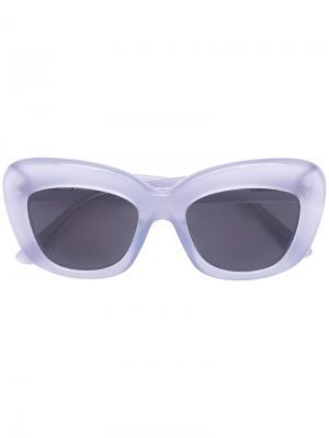 Солнцезащитные очки Sun Buddies. Цвет: розовый