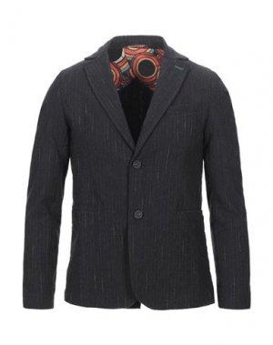 Пиджак KOON. Цвет: черный