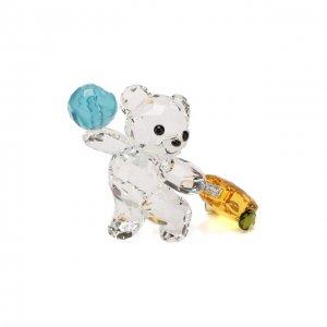 Статуэтка Kris Bear Swarovski. Цвет: бесцветный
