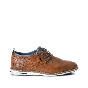 Ботинки-дерби LaRedoute. Цвет: серый