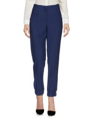 Повседневные брюки ATOS LOMBARDINI. Цвет: синий