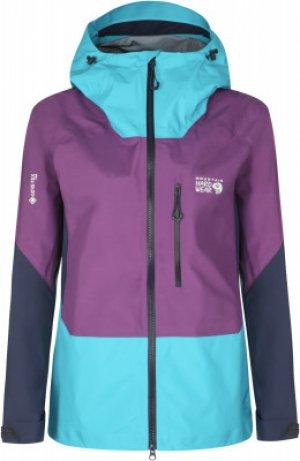 Ветровка женская Exposure/2™, размер 46 Mountain Hardwear. Цвет: фиолетовый