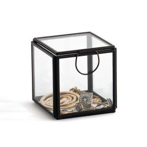 Коробка-витрина La Redoute. Цвет: черный