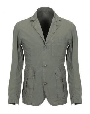 Пиджак WOOLRICH. Цвет: зеленый
