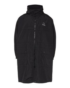 Куртка  AIR FULL m черный Études. Цвет: черный