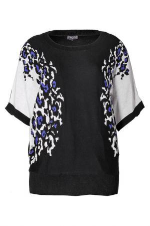 Блуза Etincelle. Цвет: черный