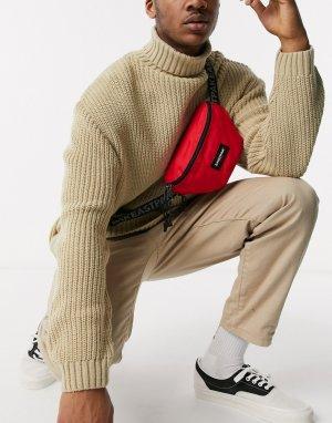 Красная сумка-кошелек на пояс Eastpak