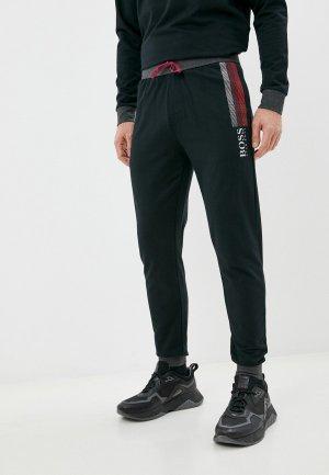 Брюки спортивные Boss Authentic Pants. Цвет: черный