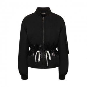 Бомбер Givenchy. Цвет: чёрный