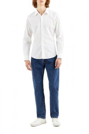 Рубашка Levis. Цвет: белый