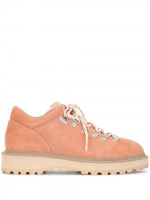 Ботинки Monfumo на шнуровке Diemme. Цвет: rt suede