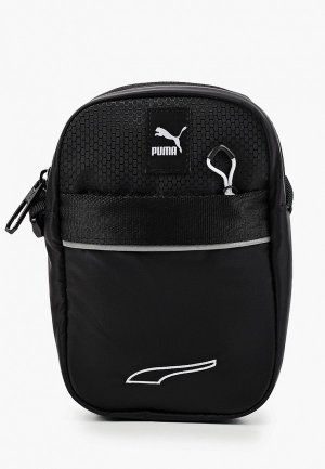 Сумка PUMA EvoPLUS Compact Portable. Цвет: черный