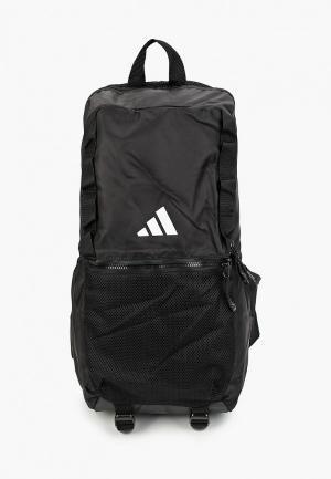 Рюкзак adidas PARKHOOD PACK. Цвет: черный