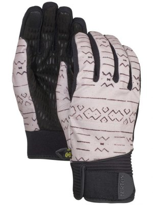 Перчатки Park Glove Burton. Цвет: бежевый
