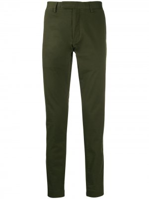 Классические брюки чинос Polo Ralph Lauren. Цвет: зеленый