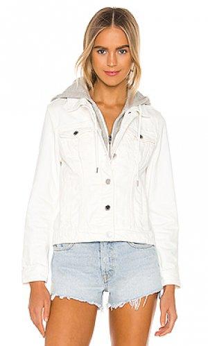 Джинсовая куртка BLANKNYC. Цвет: none