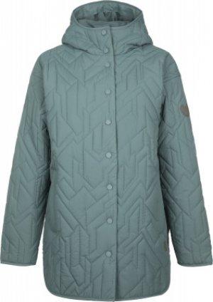 Куртка утепленная женская , размер 44 Outventure. Цвет: зеленый