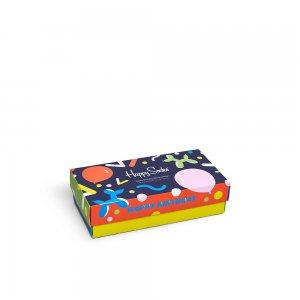 3-Pack Playing Happy Birthday Gift Set Socks. Цвет: разноцветный