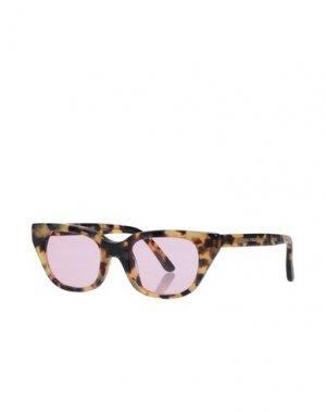 Солнечные очки HERON PRESTON. Цвет: песочный