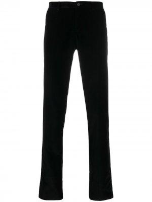 Velvet skinny trousers Dolce & Gabbana. Цвет: черный
