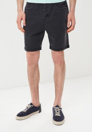 Шорты джинсовые Billabong FIFTY DENIM WK. Цвет: черный