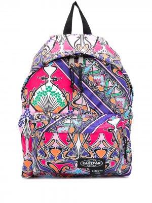 Рюкзак Padded Pakr с принтом Eastpak. Цвет: фиолетовый