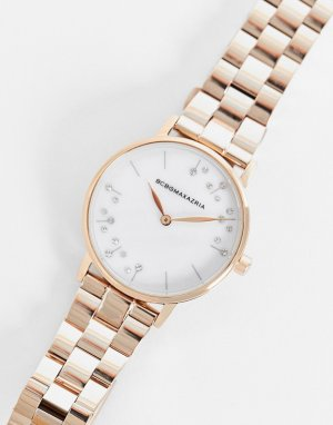 Золотистые часы-браслет BCBG Max Azria-Золотистый MaxAzria