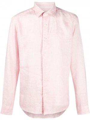 Рубашка с жатым эффектом Altea. Цвет: розовый