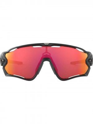 Солнцезащитные очки Jawbreaker Oakley. Цвет: черный