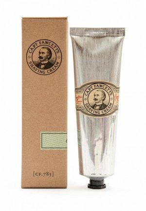 Крем для бритья Captain Fawcett 150 мл. Цвет: коричневый