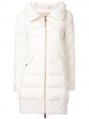 Длинная куртка-бомбер Herno