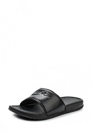 Сандалии Nike Mens Benassi Just Do It. Sandal. Цвет: черный