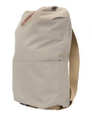 Рюкзаки и сумки на пояс BROOKS. Цвет: серый