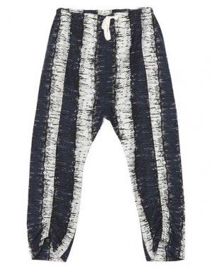 Повседневные брюки BY MALENE BIRGER. Цвет: темно-синий