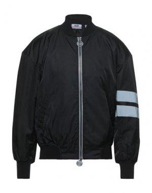 Куртка GCDS. Цвет: черный