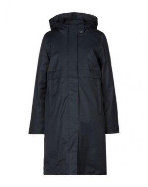 Легкое пальто ELVINE. Цвет: темно-синий