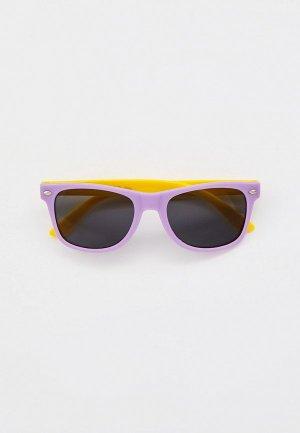 Очки солнцезащитные Eyelevel Melody. Цвет: фиолетовый