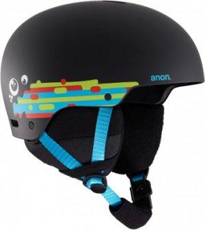 Шлем RIME 3 Anon. Цвет: черный