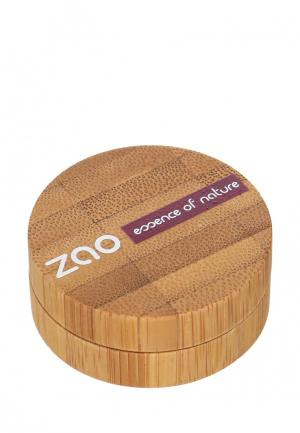 Тени для век ZAO Essence of Nature матовые 205 (темно-фиолетовый) (3 г). Цвет: фиолетовый