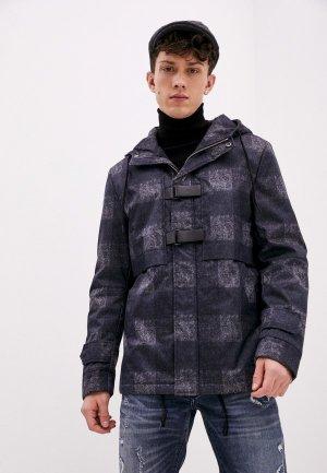 Куртка утепленная Antony Morato. Цвет: синий