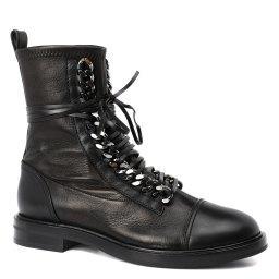 Ботинки 1R802L020 черный CASADEI