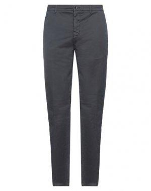 Повседневные брюки BROOKSFIELD. Цвет: стальной серый